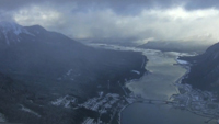 Approach to Juneau